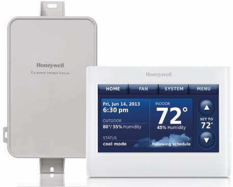 Honeywell Prestige IAQ Thermostat